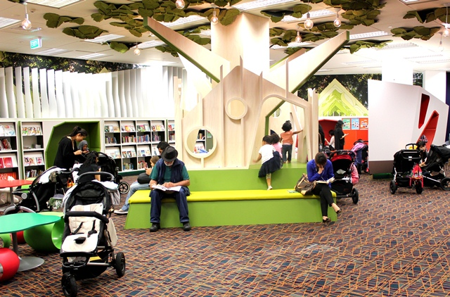 Auckland Central Library   Auckland Activities - BIG ... - photo#36