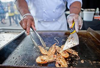 Paul La Franchie, Auckland Seafood Festival