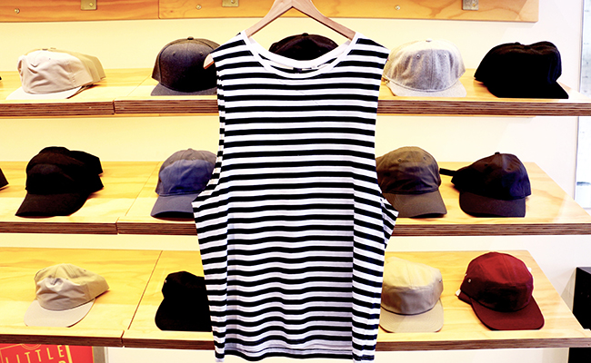4c8fdacc6 This classic stripe tank will keep you cool as you soak up the sun during  your festival fun this summer and will easily pair with whatever shorts or  pants ...