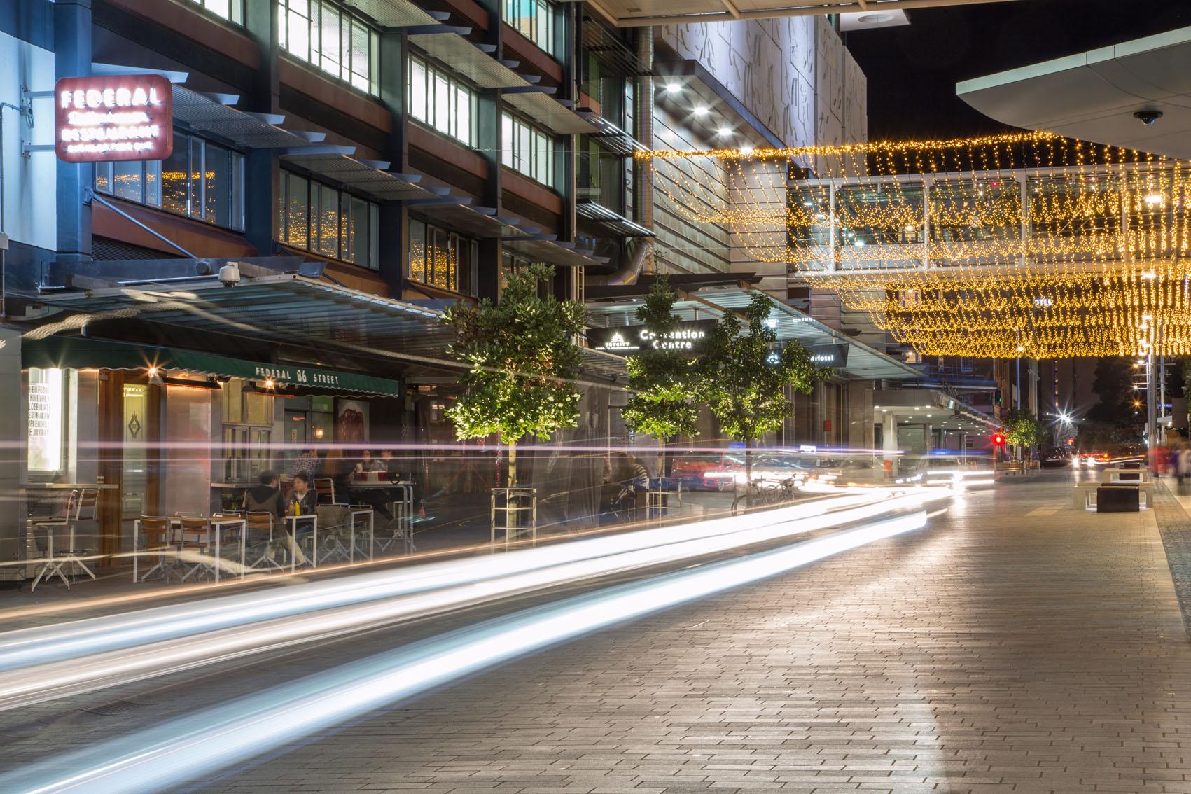 Federal Street Auckland Restaurants Heart Of The City