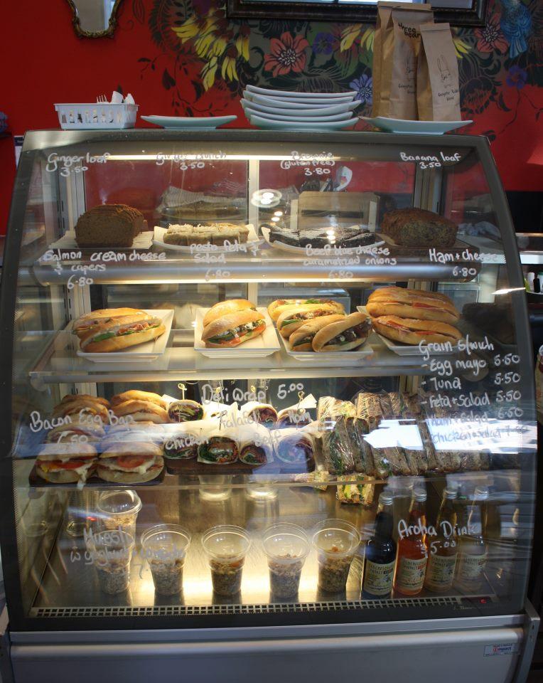 Cafe Federal Street Auckland