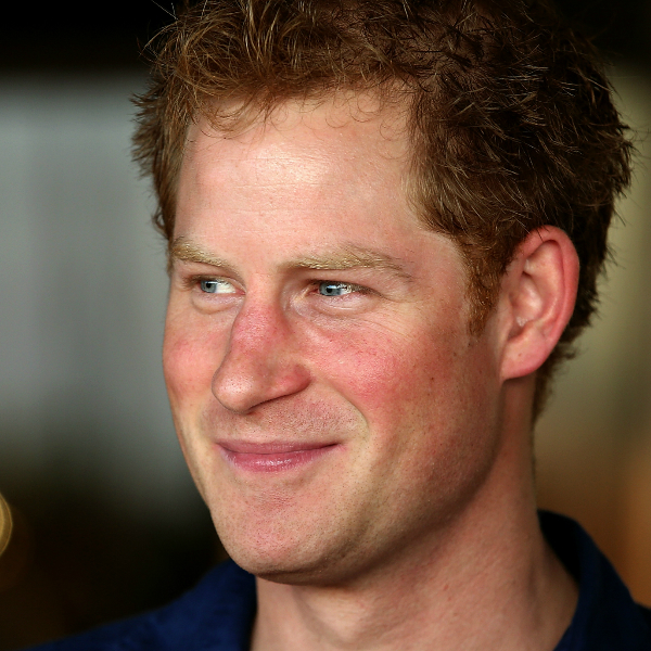 Prince Harry In The City - Auckland