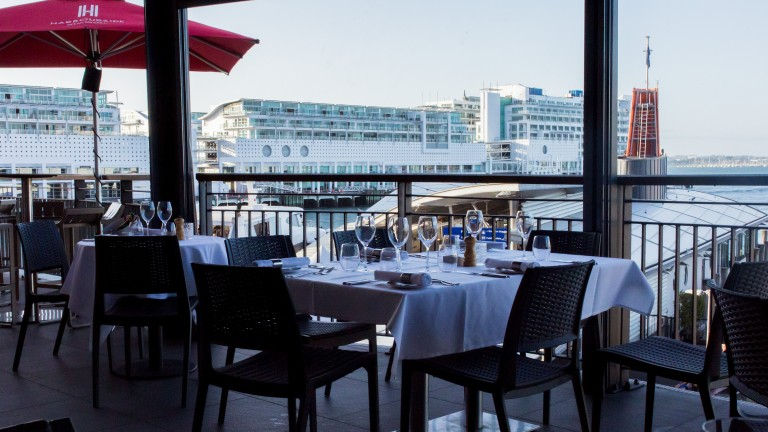 Harbourside Ocean Bar and Grill
