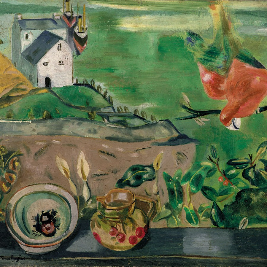 Frances Hodgkins: European Journeys Auckland
