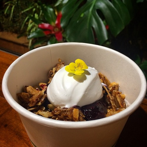 Misters Granola - Breakfast in the city