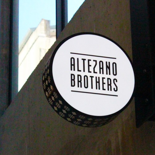 Altezano Brothers - Snickel Lane