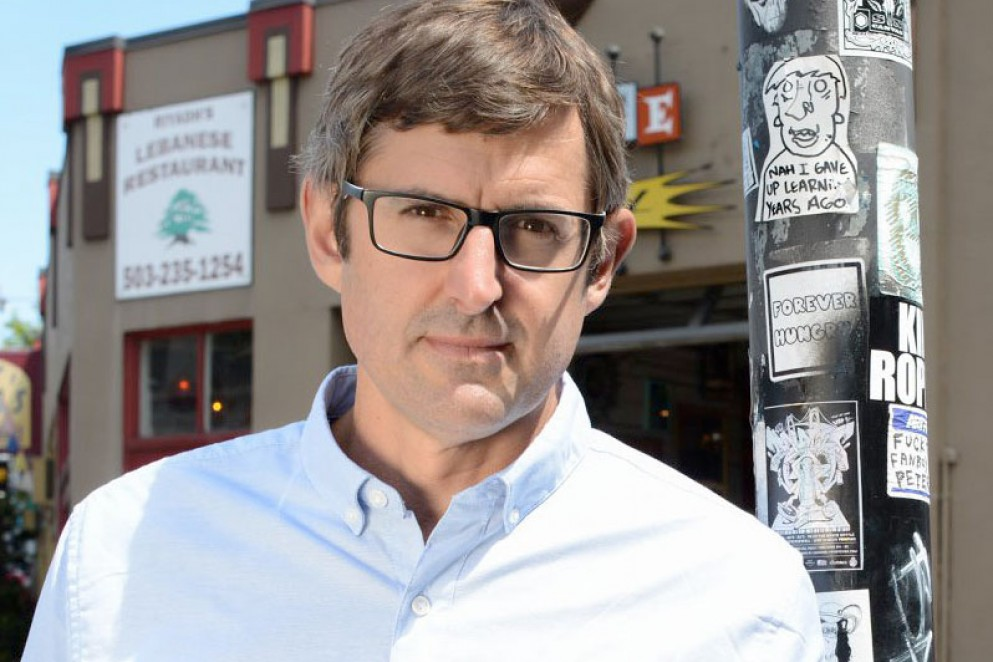 Louis Theroux Auckland