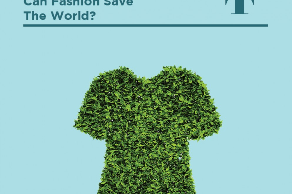 Sustainability Conversation: Can Fashion Save the World?