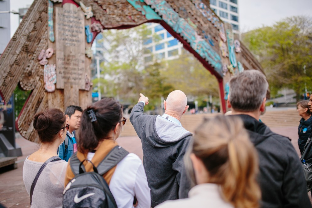 Aotearoa Art Walk - City Art Walks 2019