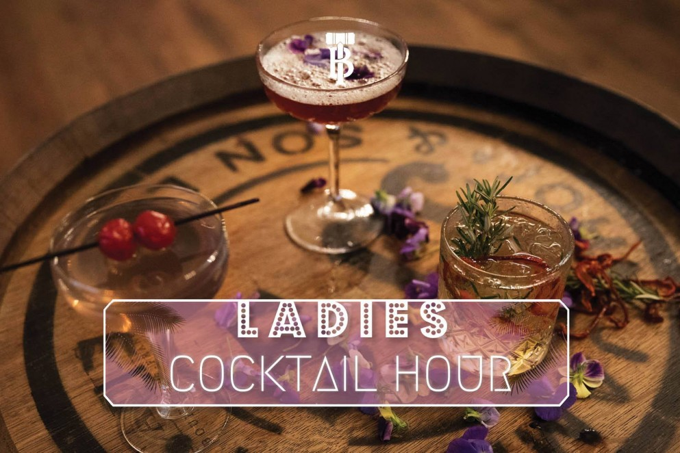 Ladies cocktail hour