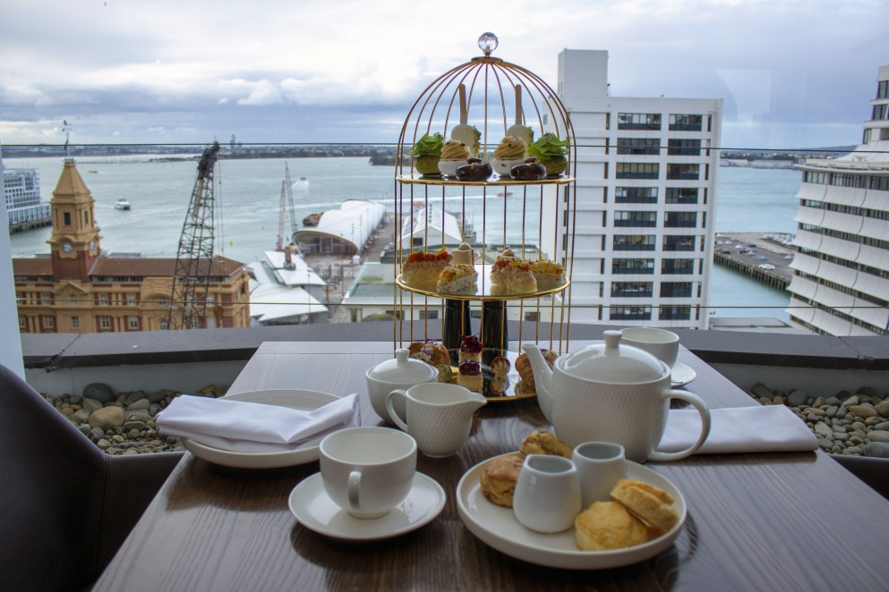 High Tea At Vue