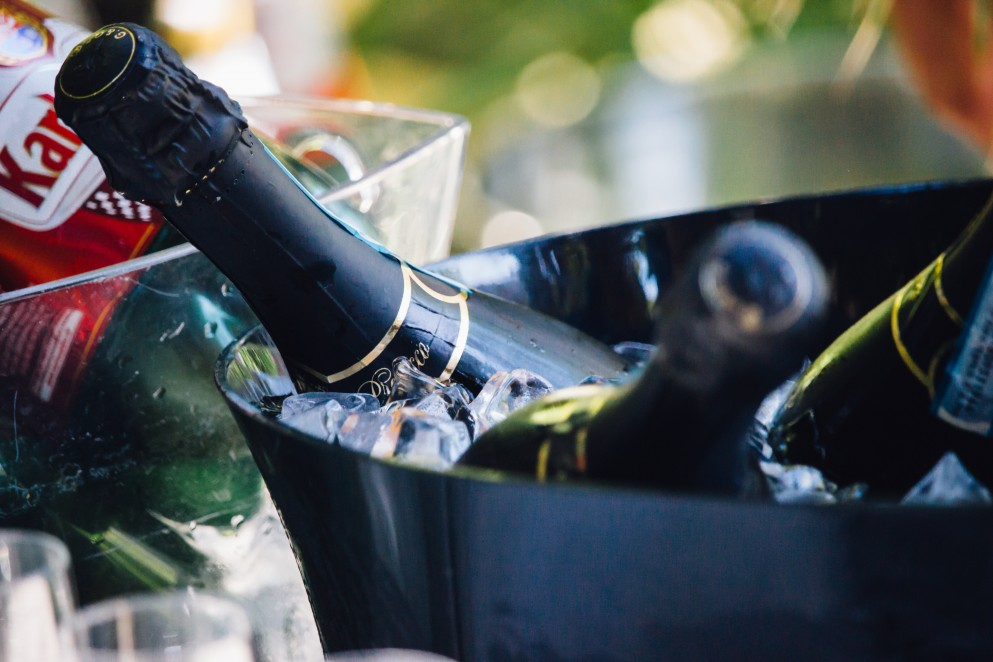 Fizz & Fins | An Evening of Fine NZ wine & seafood