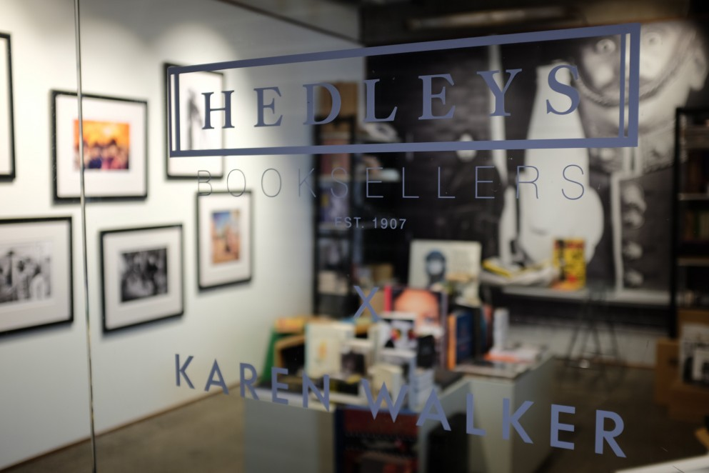 Hedleys Books X Karen Walker pop up shop