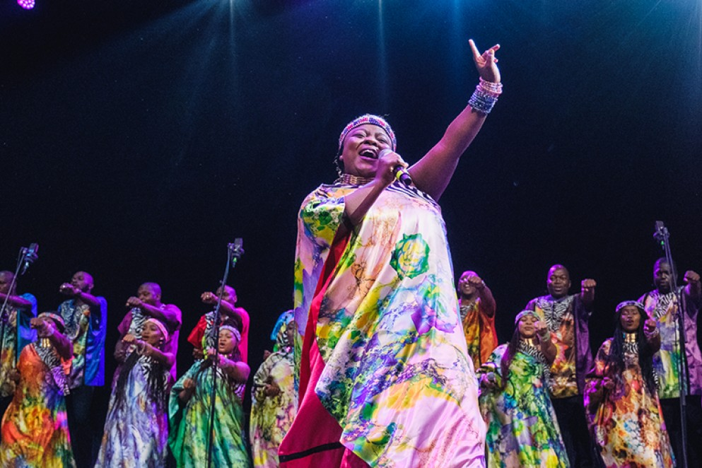 Freedom - Soweto Gospel Choir - Auckland Arts Festival 2020