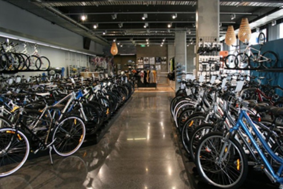 Evo Cycles Britomart