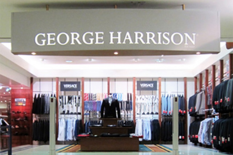 George Harrison Menswear