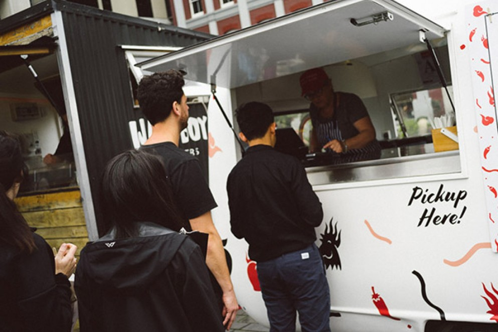 Food Truck Fridays @Britomart