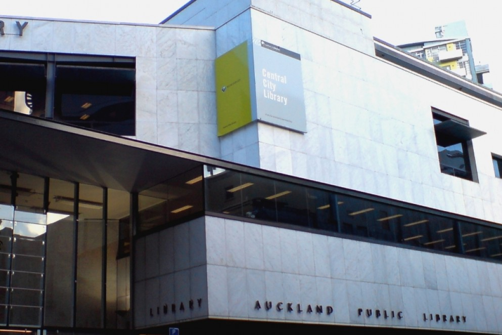 Auckland Central City Library