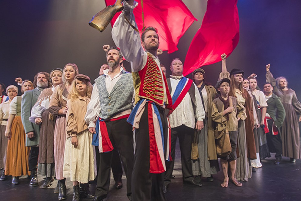 Les Misérables at The Civic