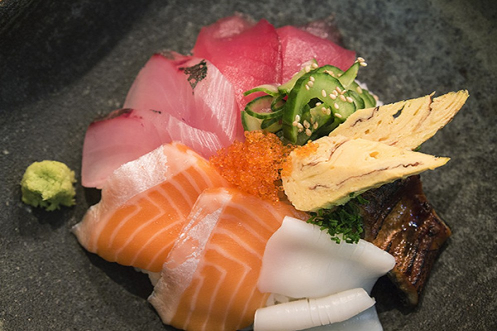 The Ekiben Lunch Special at MASU by Nic Watt