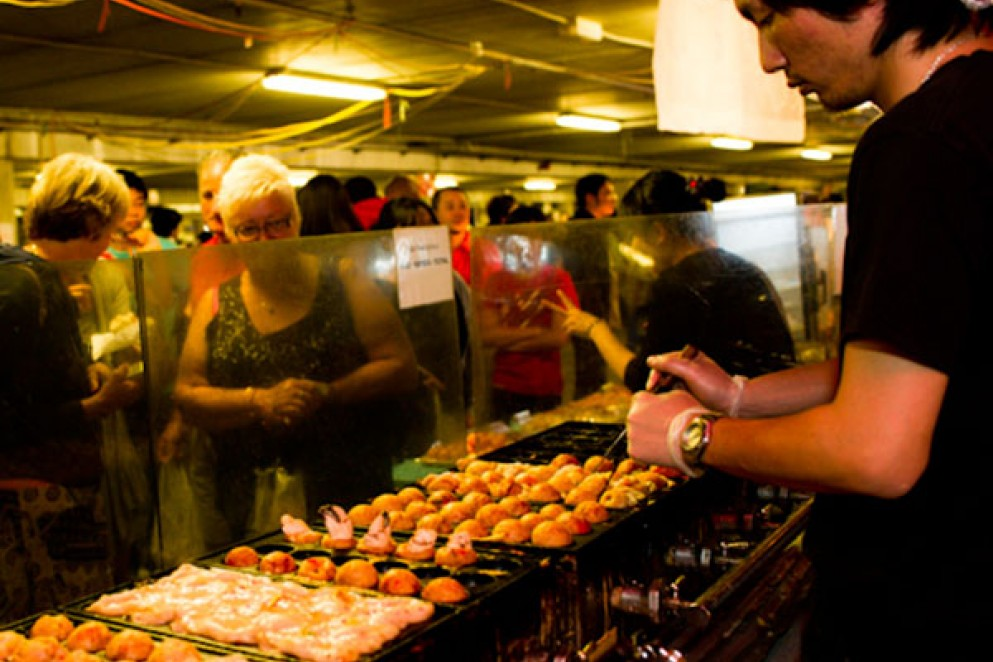 Shortland Street Night Market