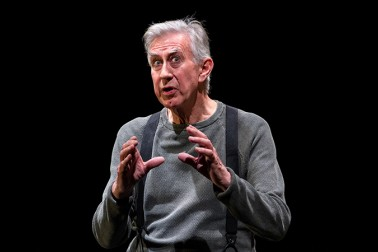 Barry McGovern in Watt by Samuel Beckett - Auckland Arts Festival 2020
