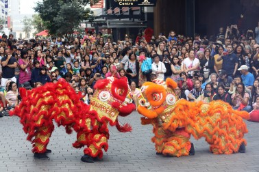 Chinese New Year at SkyCity