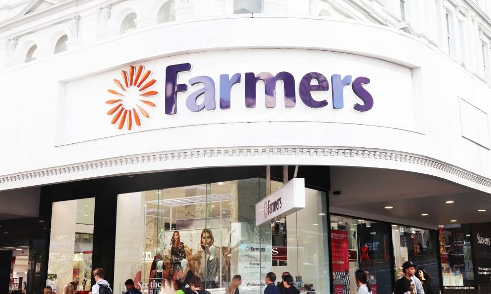 Farmers Queen Street - Auckland Shopping | Heart of the City