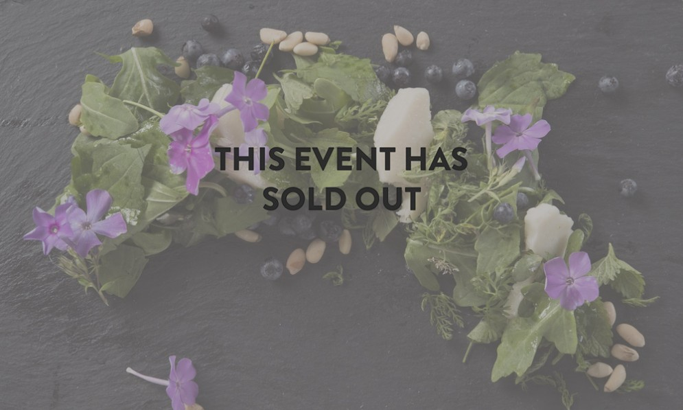 Dirt Candy event sold out